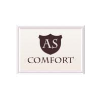 Логотип компании «AS-Comfort»