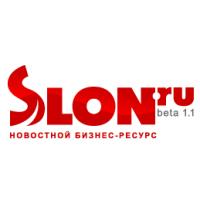 Логотип компании «slon.ru»