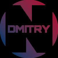 Логотип компании «Dmitry-N»