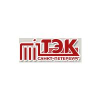 Логотип компании «Топливно-энергетический комплекс Санкт-Петербурга (ТЭК СПб)»