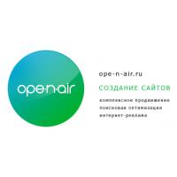 Логотип компании «Ope n Air»