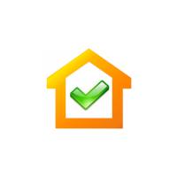 Логотип компании «Волгоградская Недвижимость»
