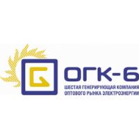 Логотип компании «ОГК-6»