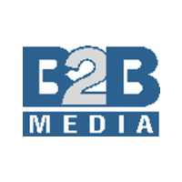 Логотип компании «B2B Media»