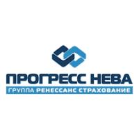 """Логотип компании «Страховое общество """"Прогресс-Нева""""»"""