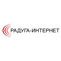 Логотип компании «Радуга-Интернет»