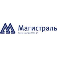 Логотип компании «Магистраль-Карт»