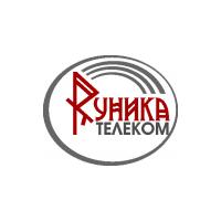 Логотип компании «Руника Телеком»
