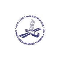 Логотип компании «Государственный космический научно-производственный центр имени М.В. Хруничева»