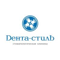 Логотип компании «Дента-стиль»