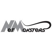 Логотип компании «NetMonsters»