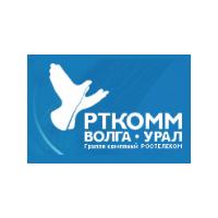 Логотип компании «РТКомм-Волга-Урал»
