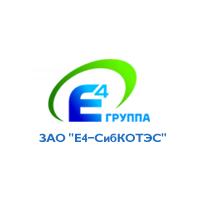 Логотип компании «СибКОТЭС»