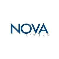 Логотип компании «Студия НОВА»
