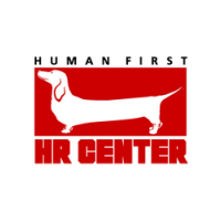 Логотип компании «HR Center»