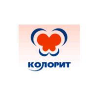 Логотип компании «КОЛОРИТ»