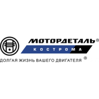 Логотип компании «Мотордеталь»