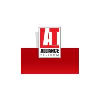 Логотип компании «Альянс телеком»