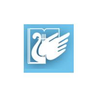 Логотип компании «Казахская Национальная Академия Музыки»