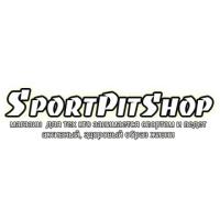 Логотип компании «СПОРТПИТШОП»
