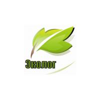 Логотип компании «Служба экологических расчетов Эколог»