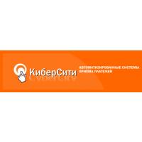 Логотип компании «КиберСити-74»