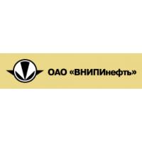Логотип компании «ВНИПИнефть»