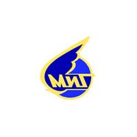 "Логотип компании «РСК ""МиГ""»"
