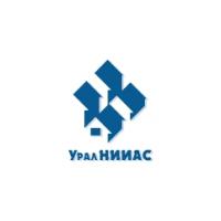 Логотип компании «Уральский научно-исследовательский институт архитектуры и строительства (УралНИИАС)»