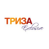 Логотип компании «ТРИЗА Exclusive»