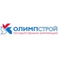 Логотип компании «Олимпстрой»