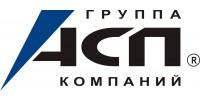 Логотип компании «АСП»