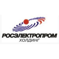 Логотип компании «Росэлектропром Холдинг»