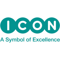 Логотип компании «Icon Clinical Research»