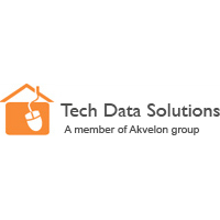 Логотип компании «Tech Data Solutions»