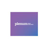 Логотип компании «PLENUM»