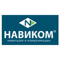 Логотип компании «Навиком»