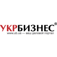 Логотип компании «УкрБизнес»