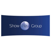 Логотип компании «ShowPlayGroup»