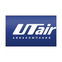 Логотип компании «Авиакомпания ЮТэйр»