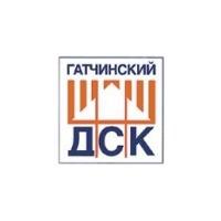 Логотип компании «Гатчинский домостроительный комбинат (ГДСК)»