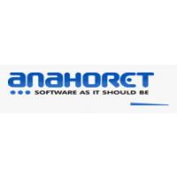 Логотип компании «Анахорет»