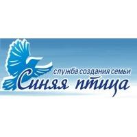 """Логотип компании «Служба создания семьи """"Синяя птица""""»"""