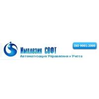 Логотип компании «Имплозия СОФТ»