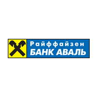 Логотип компании «Райффайзен Банк Аваль»