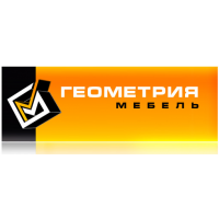 Логотип компании «Геометрия Мебель»