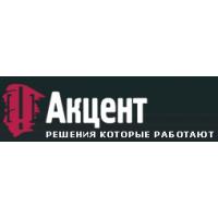 Логотип компании «Акцент»