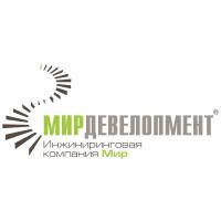 """Логотип компании «Инжиниринговая компания """"Мир""""»"""