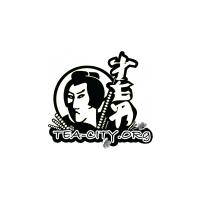 Логотип компании «Чайный Город»