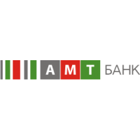 Логотип компании «АМТ Банк»